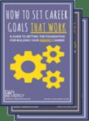 Get your 3 FREE career coaching workbooks